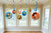 story swirl decorations colorful decoration includes