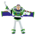 story deluxe talking buzz lightyear figure