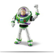 Buzz Lightyear Posable Action Figure