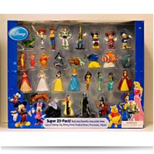 Disney 29PIECE Figurine Set