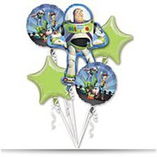 Disney Toy Story Buzz Lightyear Mylar
