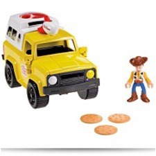 Imaginext Disneypixar Toy Story 3 Pizza