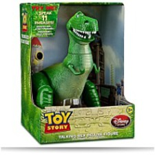 Pixar Toy Story Deluxe Talking Rex 12