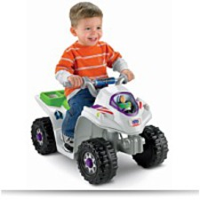 Buy Power Wheels Disneypixar Toy Story 3