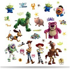 Buy Room Mates RMK1428SCS Toy Story Peel