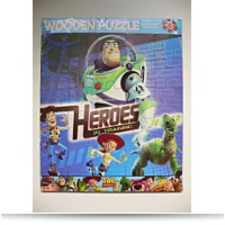 Toy Story 3 Heroes In Training 25 Piece
