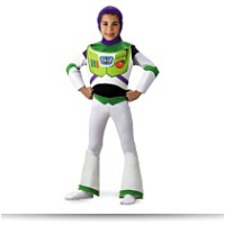 Buy Toy Story Buzz Lightyear Deluxe Costume