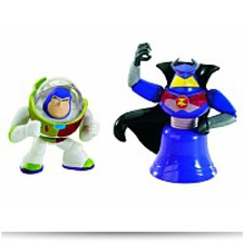 Toy Story Color Splash Buddies Zurg