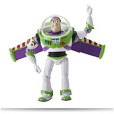 Toy Story Deluxe Space Ranger Buzz Lightyear