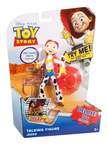 ecd2c6f135 ... Toy Story Deluxe Talking Cowgirl Jessie Figure Image 2