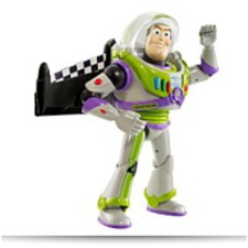 Toy Story Rcs Race Deluxe Buzz Figure