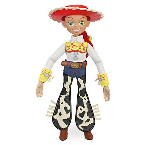 Toy Story Pull String Jessie 16 Talking